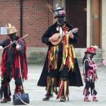 stick musicians