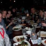 blurry dinner sm