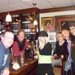 the gang at wallys bar sm