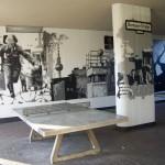 berlin ping pong art