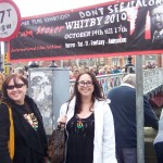 Fies Sisters at Whitby Film Fest